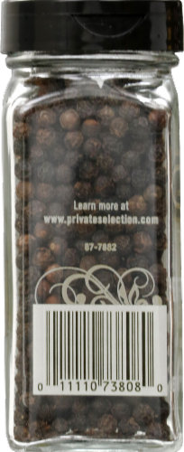 Private Selection™ Tellicherry Whole Black Peppercorns Perspective: back