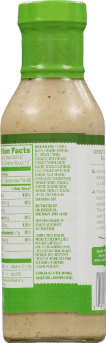 Simple Truth Organic® Creamy Goddess Dressing Perspective: back