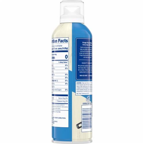 Kroger® Non Stick Vegetable Oil Cooking Spray Perspective: back