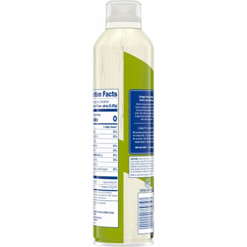 Kroger® Non Stick Canola Oil Cooking Spray Perspective: back