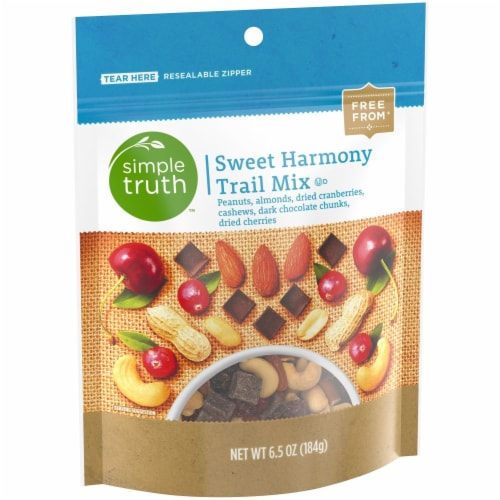 Simple Truth™ Sweet Harmony Trail Mix Perspective: back