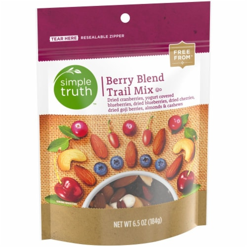 Simple Truth™ Berry Blend Trail Mix Perspective: back