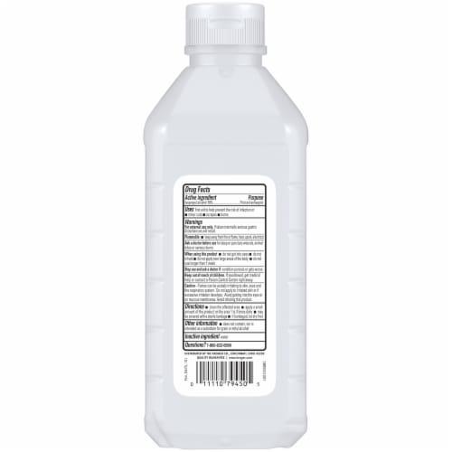 Kroger® 70% Isopropyl Alcohol Perspective: back