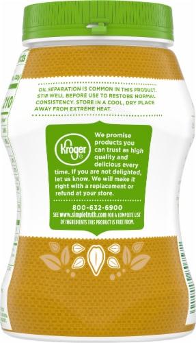 Simple Truth Organic® Tahini Ground Sesame Seed Perspective: back