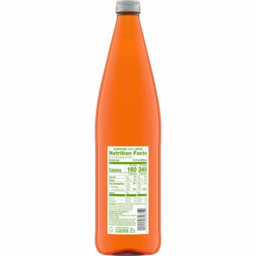 Simple Truth Organic® Tangerine Italian Soda Perspective: back