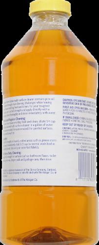 Kroger® Pine Scent Pine Oil Cleaner Perspective: back