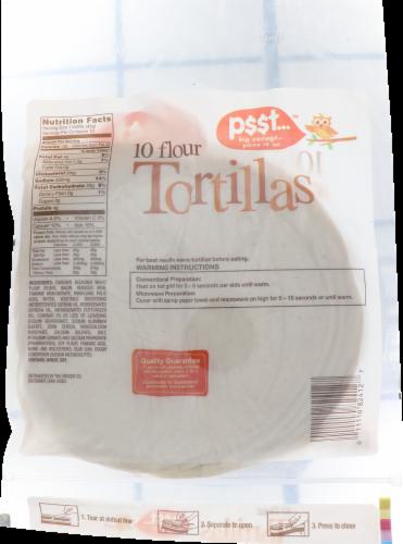 p$$t... Flour Tortillas Perspective: back