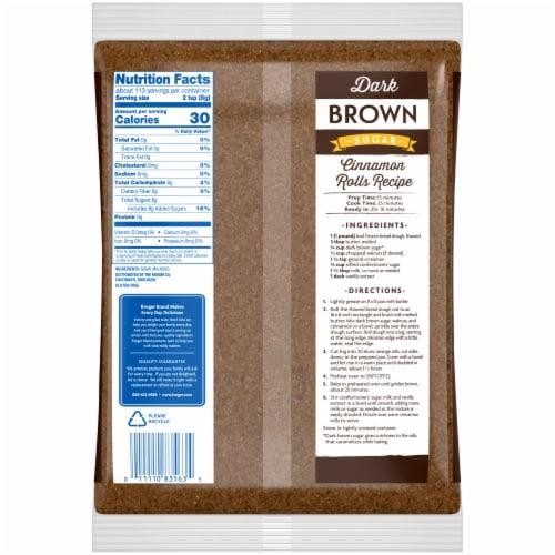 Kroger® Dark Brown Sugar Perspective: back