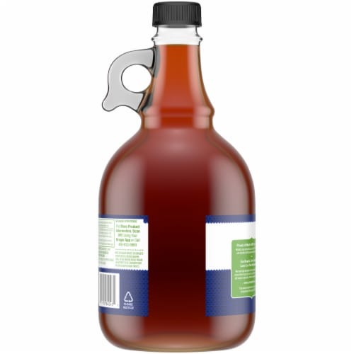 Simple Truth Organic™ Grade A Dark Color Robust Maple Syrup Perspective: back