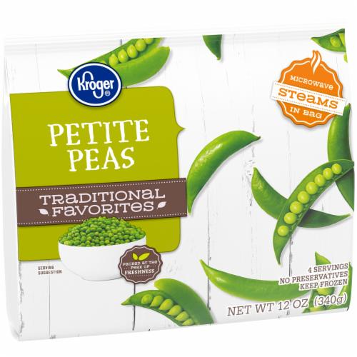 Kroger® Traditional Favorites Petite Peas Perspective: back