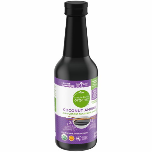 Simple Truth Organic™ Coconut Aminos All-Purpose Seasoning Sauce Perspective: back