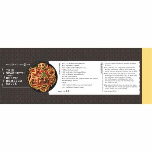 Kroger® Thin Spaghetti Perspective: back