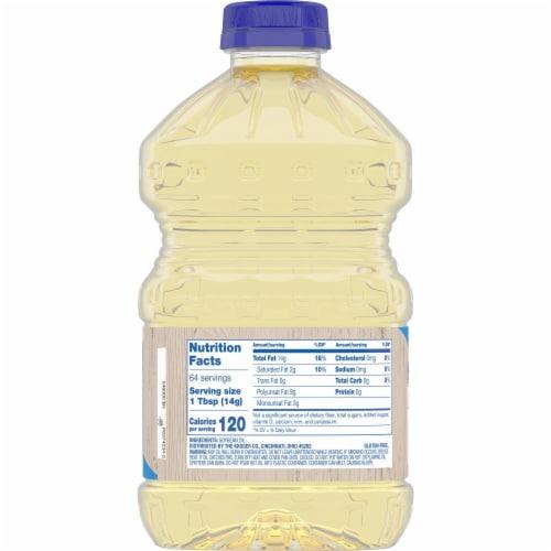 Kroger Pure Vegetable Oil Perspective: back