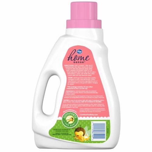 Kroger® Home Sense™ Baby Laundry Detergent Perspective: back