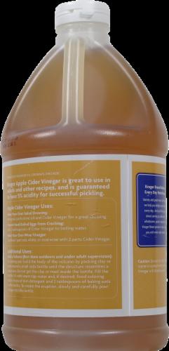 Kroger® Apple Cider Vinegar Perspective: back