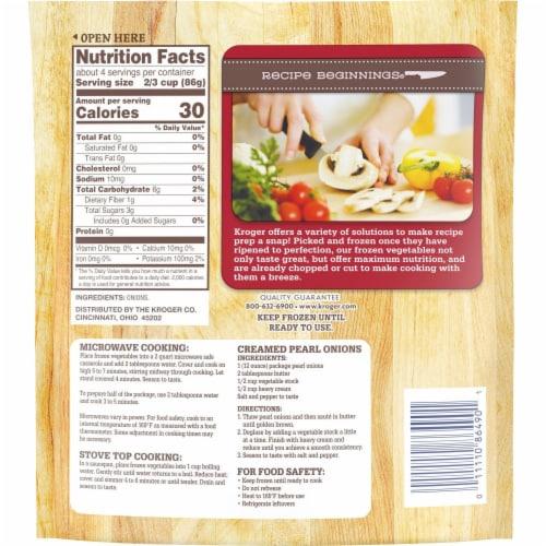 Kroger® Recipe Beginnings Pearl Onions Perspective: back
