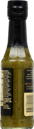 Private Selection® Jalapeno Tomatillo Hot Sauce Perspective: back