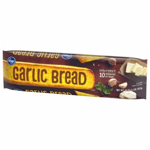 Kroger® Garlic Bread Perspective: back