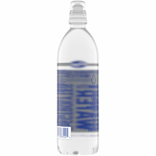 Kroger® Purified Water Plus Electrolytes Perspective: back