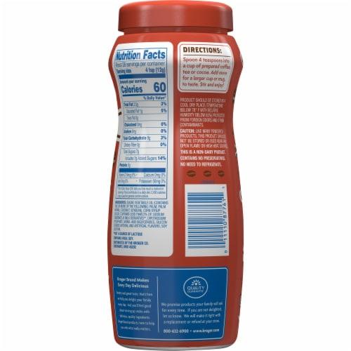 Kroger® Non-Dairy Cinnamon Creme Coffee Creamer Perspective: back