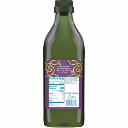 Kroger® 100% Pure Olive Oil Perspective: back