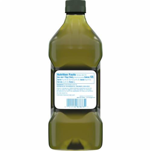 Kroger® Extra Virgin Olive Oil Perspective: back