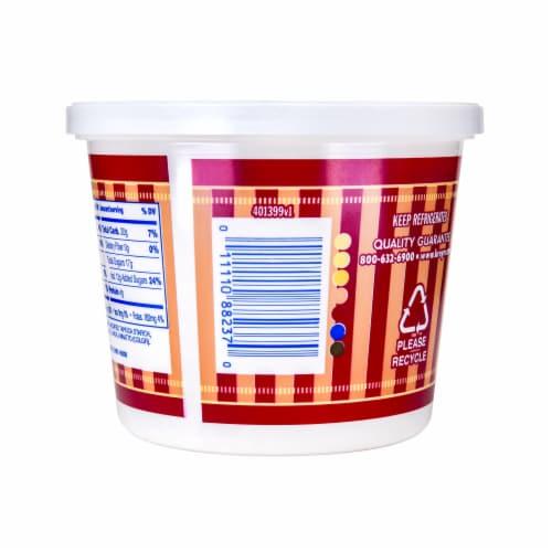 Kroger® Gluten Free Tapioca Pudding Perspective: back
