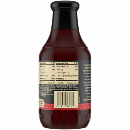 Private Selection™ Kansas City Inspired BBQ Sauce Perspective: back