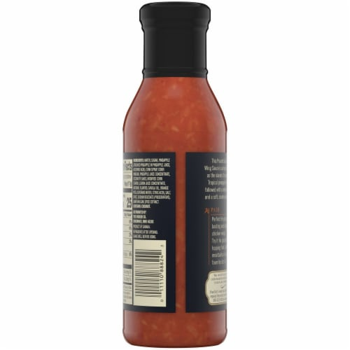 Private Selection™ Hawaiian Pineapple Wing Sauce Perspective: back
