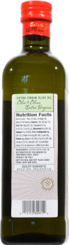 HemisFares™ Extra Virgin Olive Oil Perspective: back