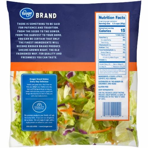 Kroger® Classic Garden Salad Perspective: back