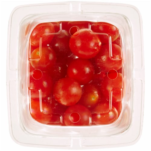 Private Selection™ Petite Cherry Snacking Tomatoes Perspective: back