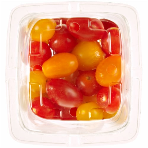 Private Selection™ Petite Medley Snacking Tomatoes Perspective: back