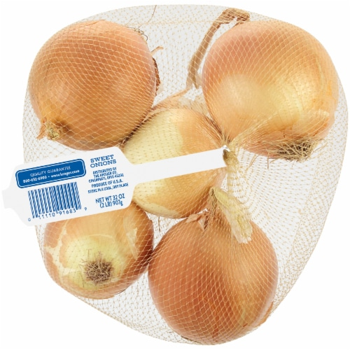 Kroger® Sweet Yellow Onions Perspective: back