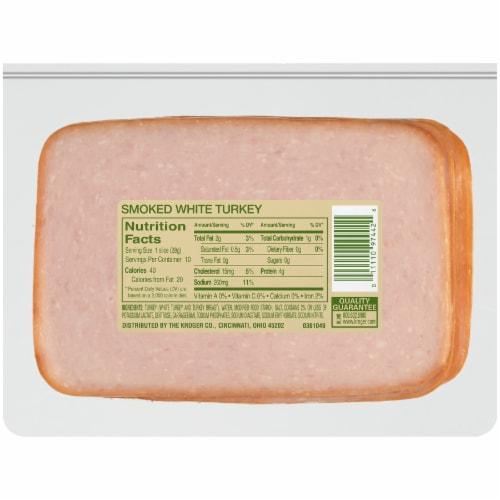 Heritage Farm® Smoked White Turkey Perspective: back