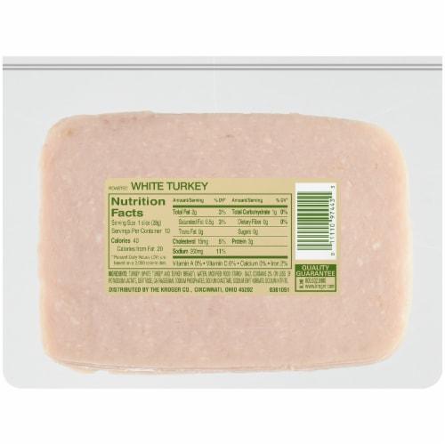 Heritage Farm® Roasted White Turkey Perspective: back