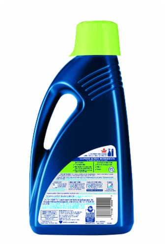 Bissell® Deep Clean Pet Stain and Odor with Scotchgard Carpet Cleaning Solution Perspective: back