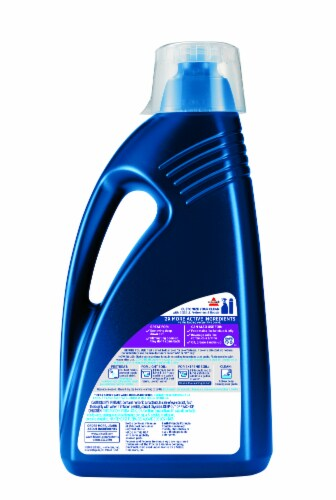 Bissell® Deep Clean and Refresh with Febreze Carpet Cleaning Solution Perspective: back