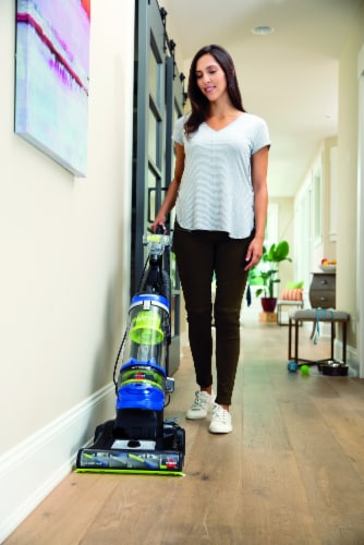 Bissell® CleanView Rewind Pet Vacuum Cleaner Perspective: back