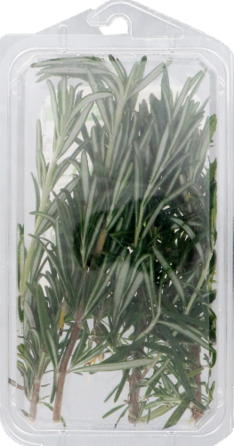 Simply Roundy's Organic Rosemary Perspective: back