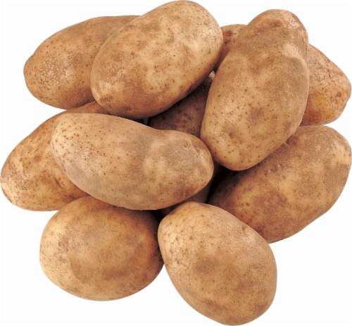 Roundy's® Fresh Russet Potatoes Perspective: back