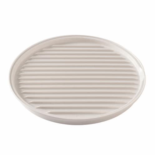 Nordic Ware Microwave 2-Sided Bacon Grill and Plate Perspective: back