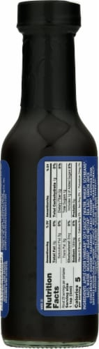 The Wizards Organic Vegan Worcestershire Sauce Perspective: back