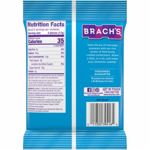 Brach's® Sugar Free Lemon Drops Hard Candy Perspective: back