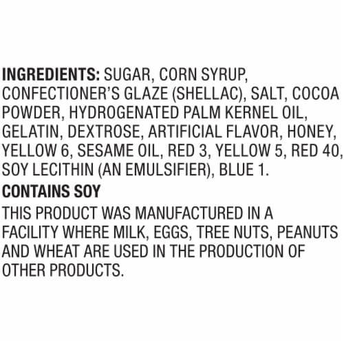 Brach's® Mellowcreme® Autumn Mix Candy Perspective: back