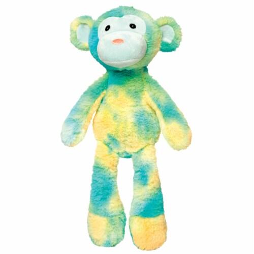 "Manhattan Toy Sorbets Key Lime 15"" Monkey Stuffed Animal Perspective: back"