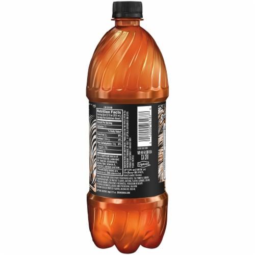 Lipton Brisk Iced Tea Sweet 1 Liter Bottle Perspective: back