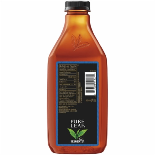 Pure Leaf Sweet Tea Brewed Iced Tea Perspective: back