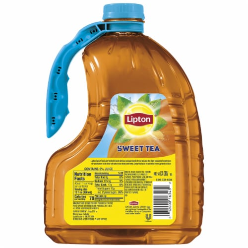 Lipton Southern Sweet Iced Tea Perspective: back