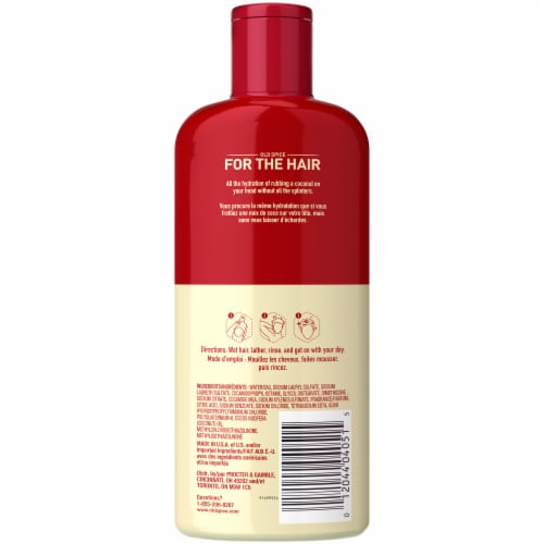 Old Spice Fiji with Coconut 2-In-1 Men's Hydrating Shampoo & Conditioner Perspective: back